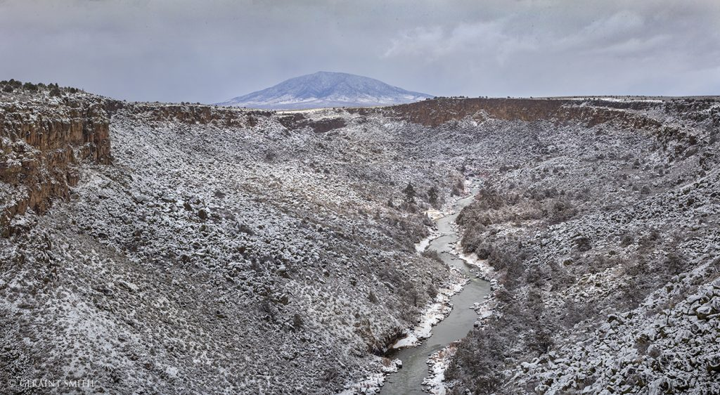 ute mountain wild rivers snow 9090 9095
