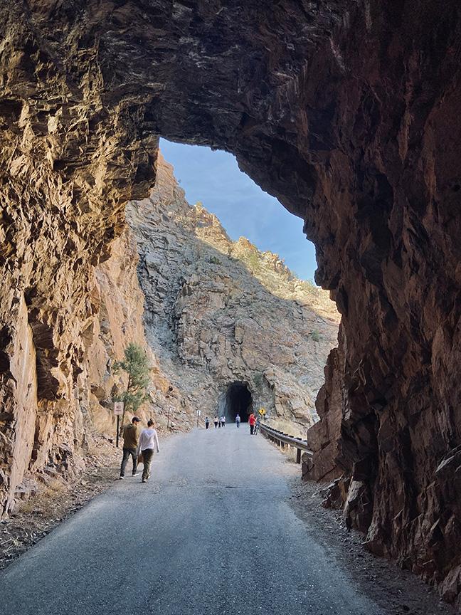 Gilman tunnels, Jemez NM