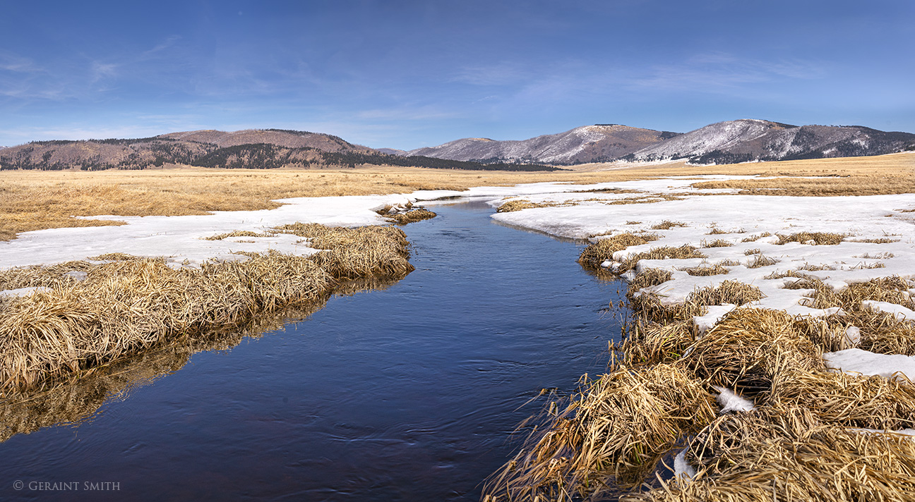 Valles Caldera, National Preserve, New Mexico