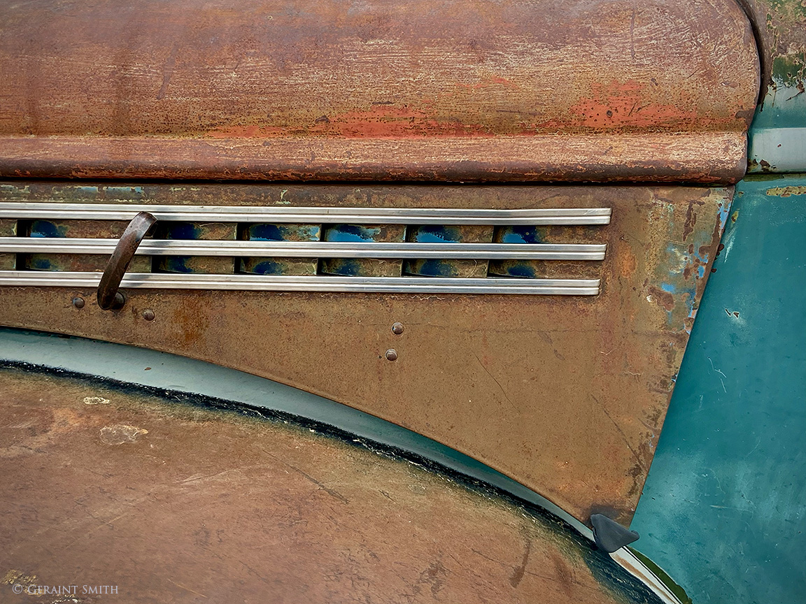 Overland Ranch truck detail