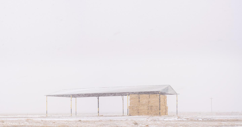 Pole Barn San Acacio, Colorado
