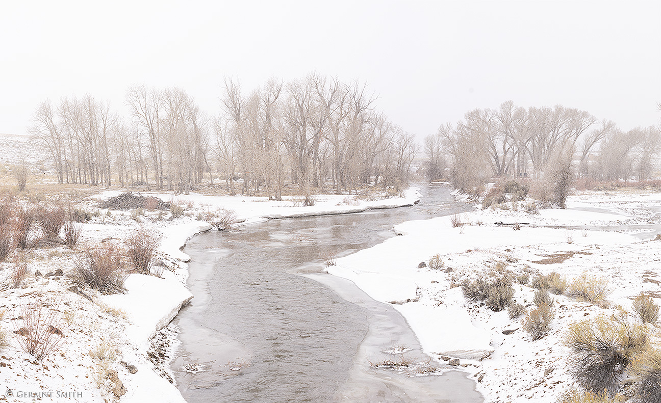 River, San Luis Valley