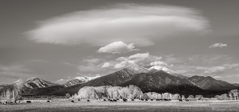 Taos Mountain (Pueblo Peak)