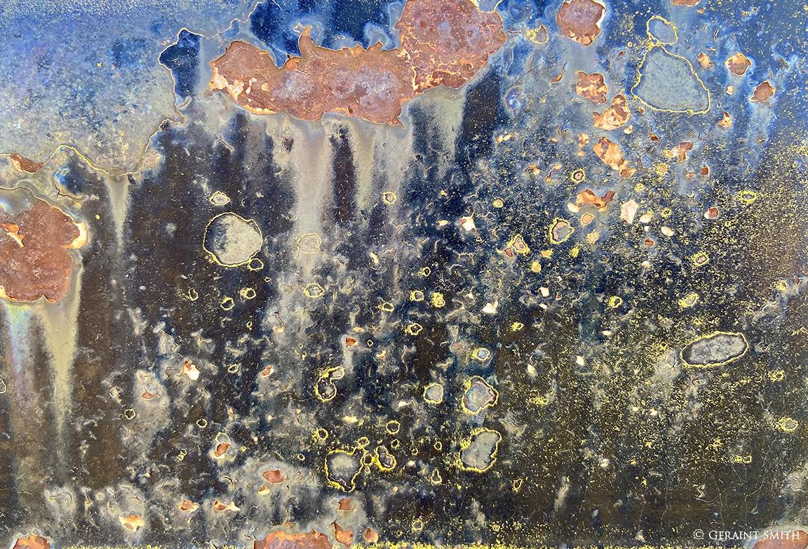 Rust Paint Patina
