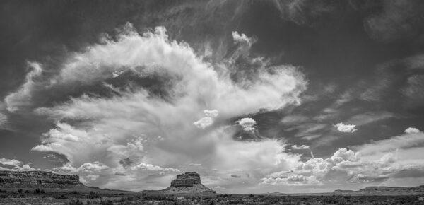 Fajada Butte Chaco Canyon large print