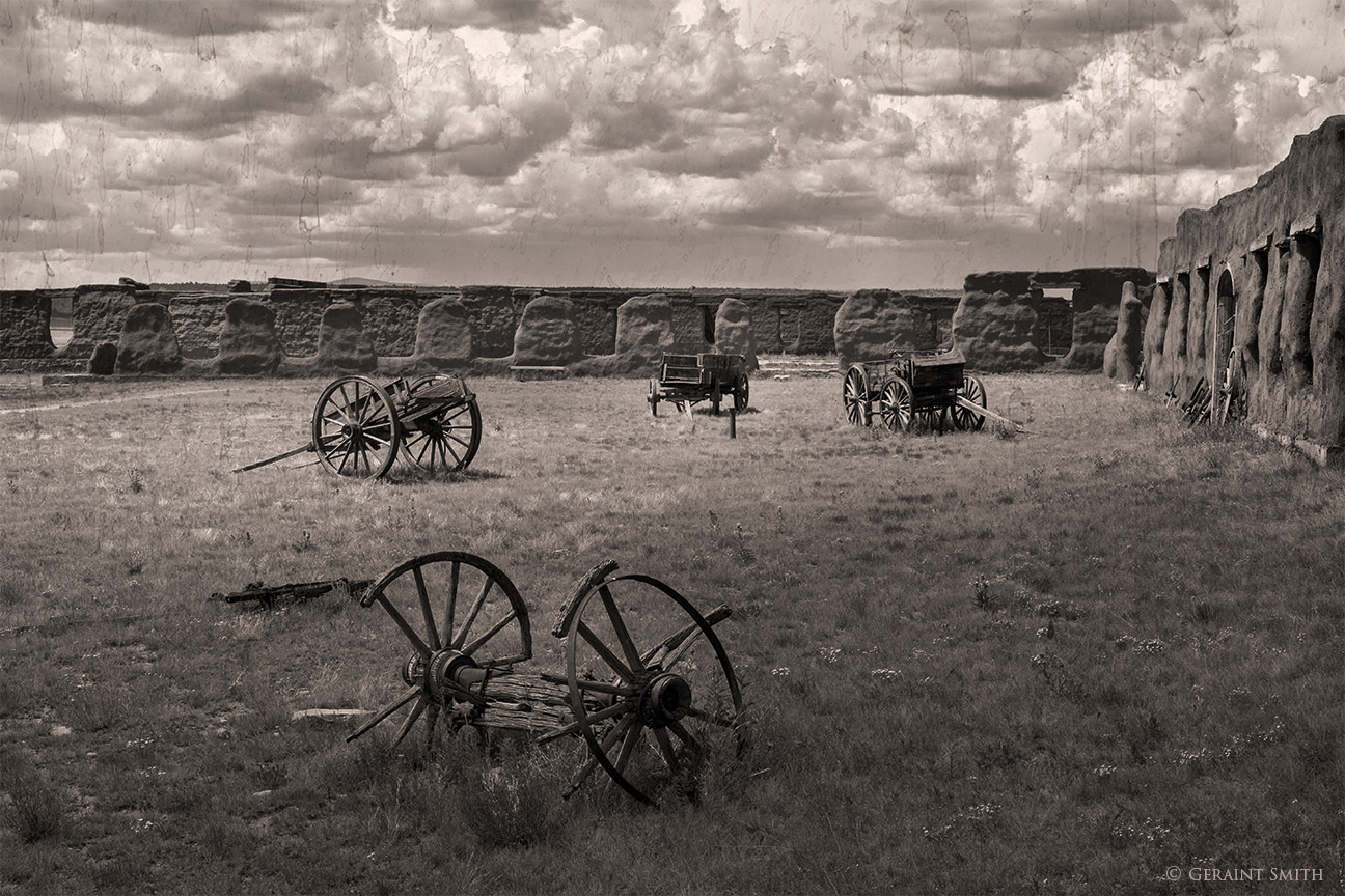 Fort Union National Monument, NM