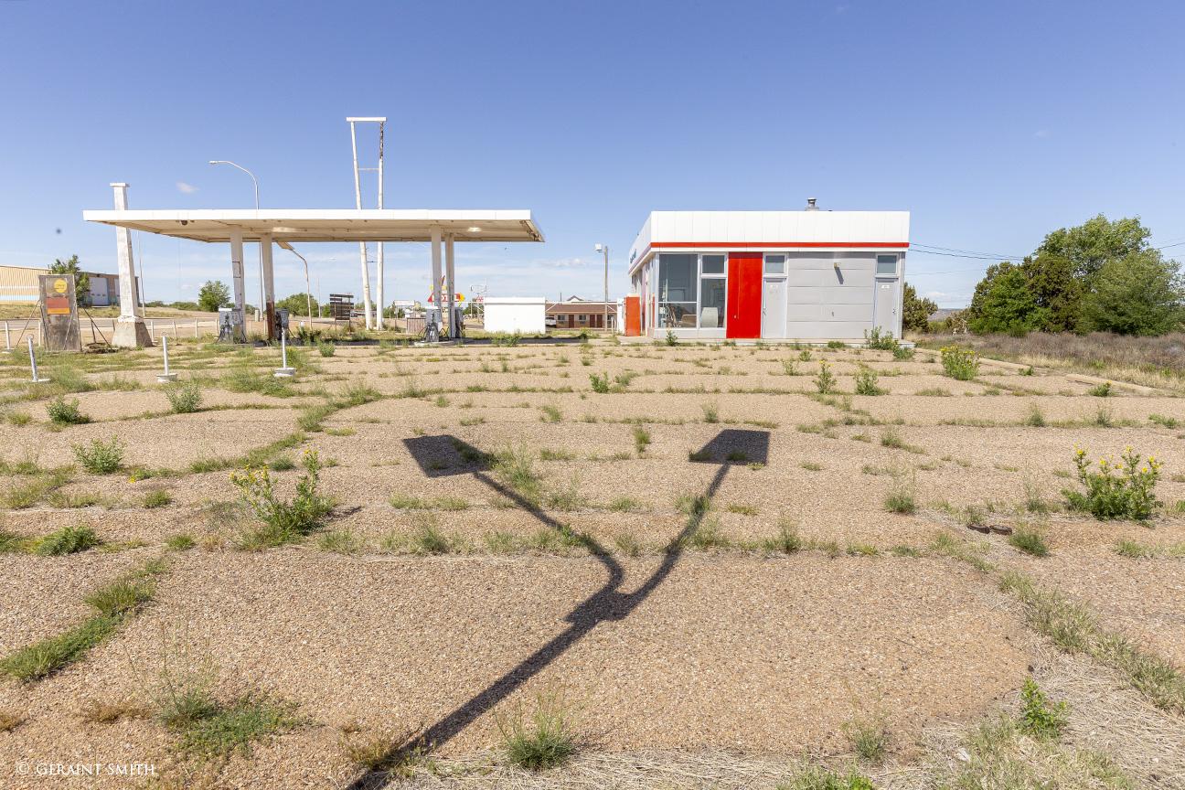 Gas station Santa Rosa NM