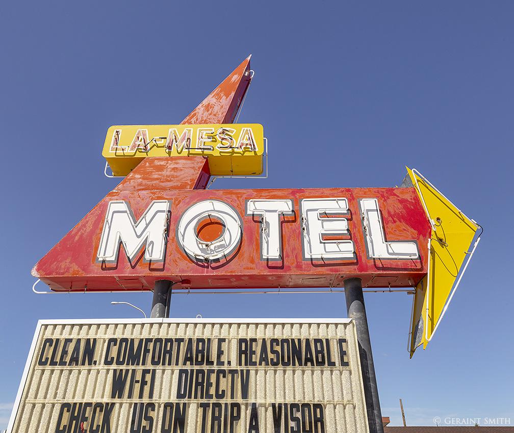 La Mesa Motel Santa Rosa, NM