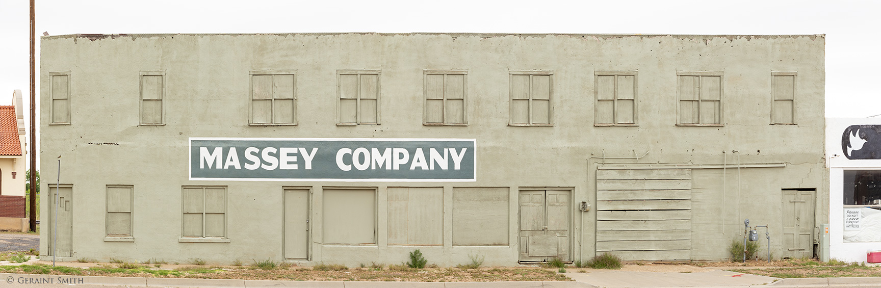 Massey Company, Tucumcari, NM