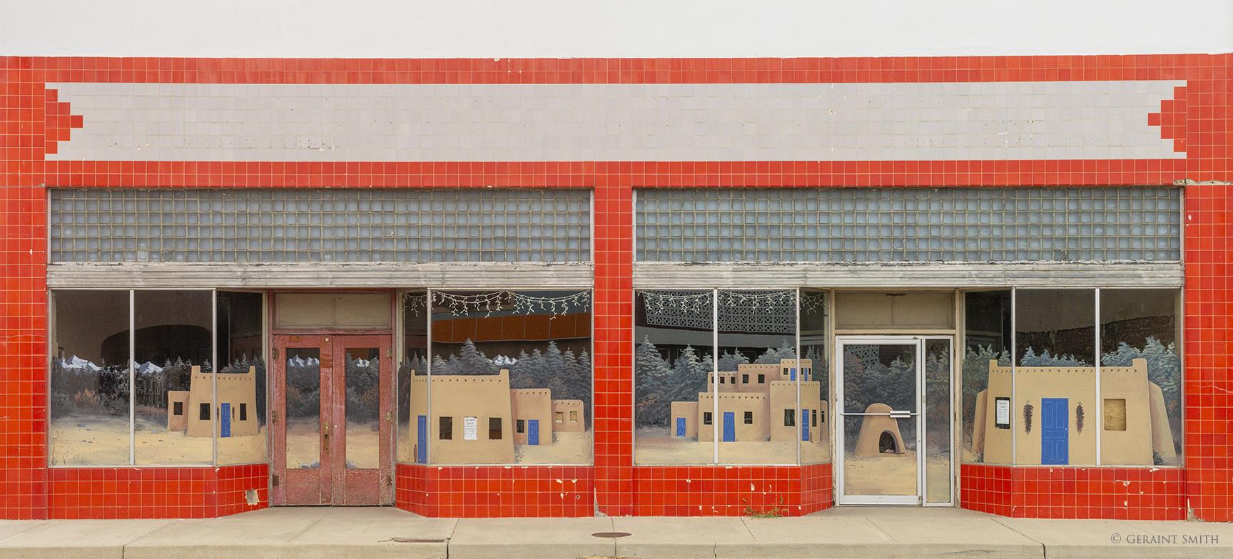 Window display, Tucumcari, NM