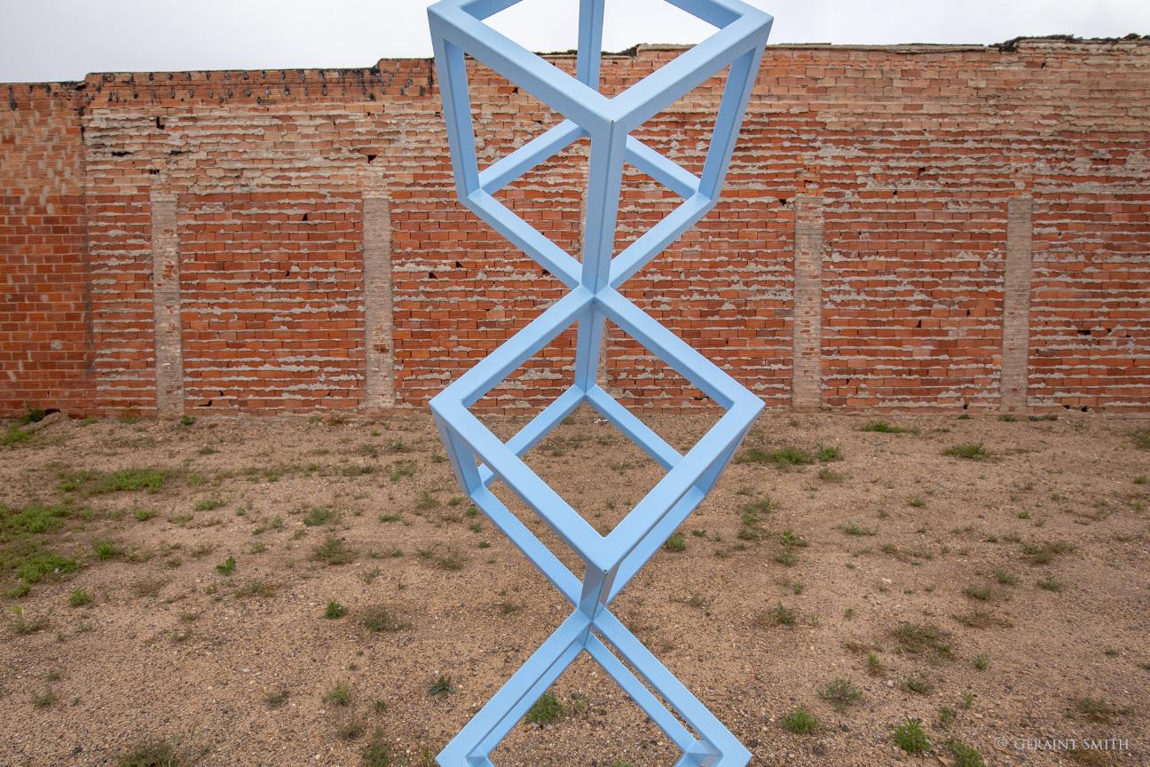 Random sculpture, Tucumcari