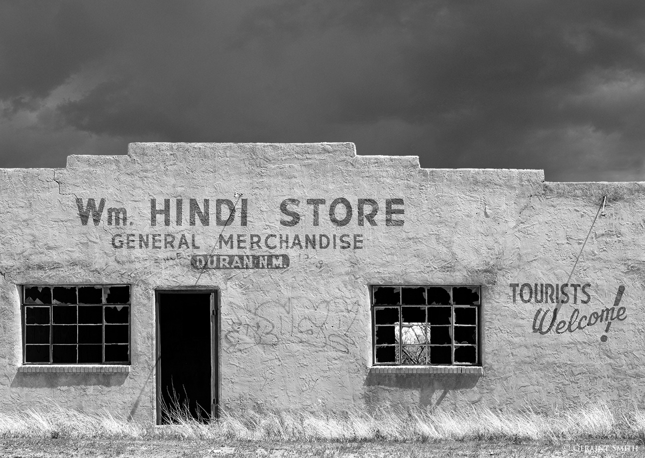 William Hindi Store, Duran, NM