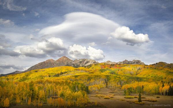 Colorado Aspens, Crested Butte