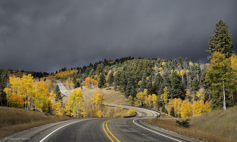 highway 64, northern NM